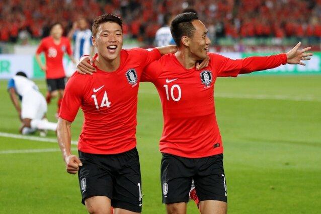 Sürpriz golcü atağı; Hee-chan Hwang
